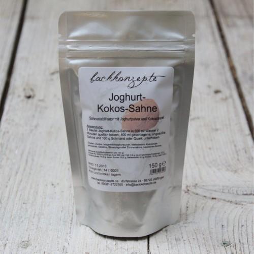 Joghurt-Kokus-Sahne