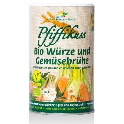 Bio Gemüsebrühe