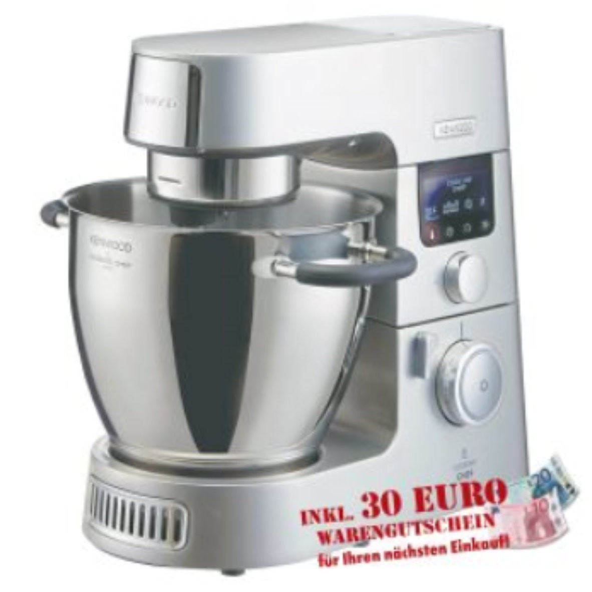 KENWOOD Cooking Chef Gourmet • Würfelpaket