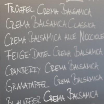 Crema Balsamica